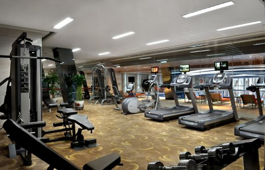 Instalaciones deportivas Howard Johnson Hi-Tech Plaza Chengdu