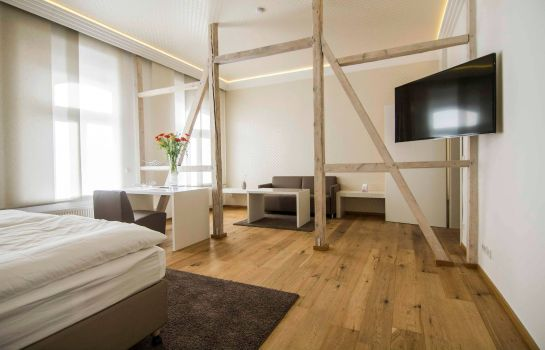 Junior Suite Helvetia Suites