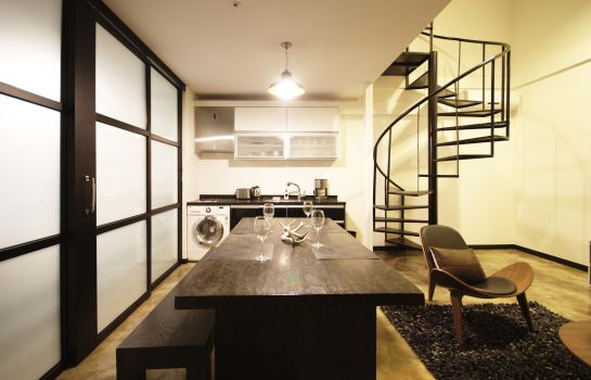 Suite Seoul Loft Apartments