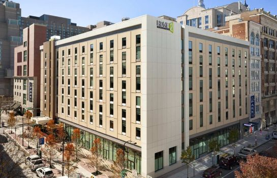 Außenansicht Home2 Suites by Hilton Philadelphia - Convention Center PA