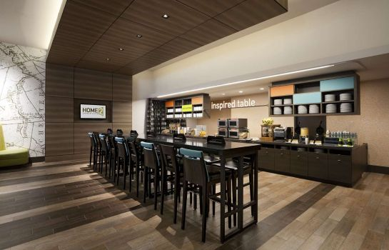 Restaurant Home2 Suites by Hilton Philadelphia - Convention Center PA