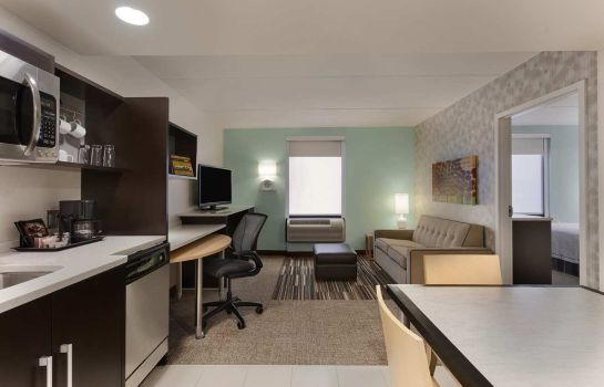 Suite Home2 Suites by Hilton Philadelphia - Convention Center PA