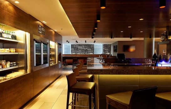 Hotel bar Hyatt Place Amsterdam Airport