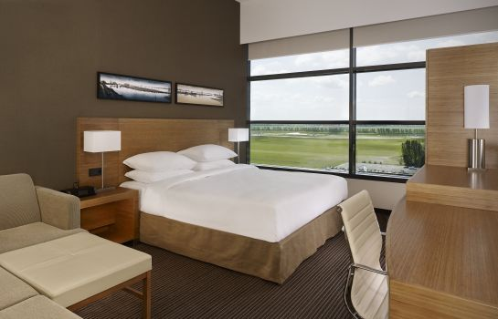 Double room (standard) Hyatt Place Amsterdam Airport