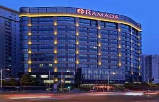 Außenansicht Ramada International Changzhou