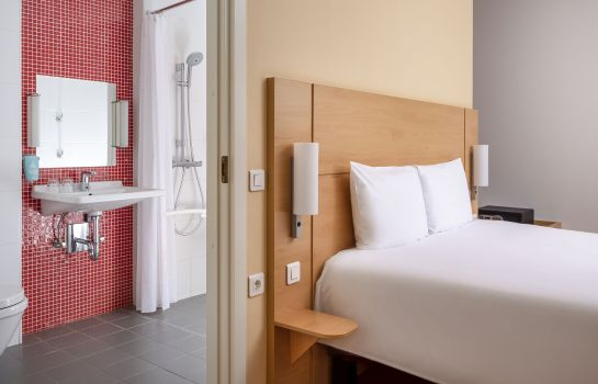 Room ibis Moscow Centre Bakhrushina