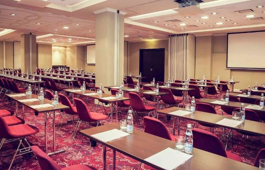 Conference room Mercure Moscow Paveletskaya