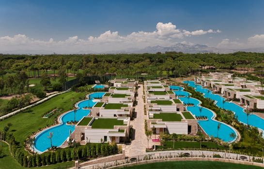 Garten Regnum Carya Golf & Spa Resort
