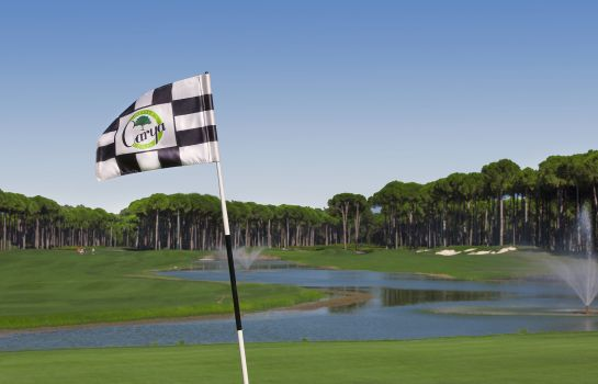 Golfplatz Regnum Carya Golf & Spa Resort