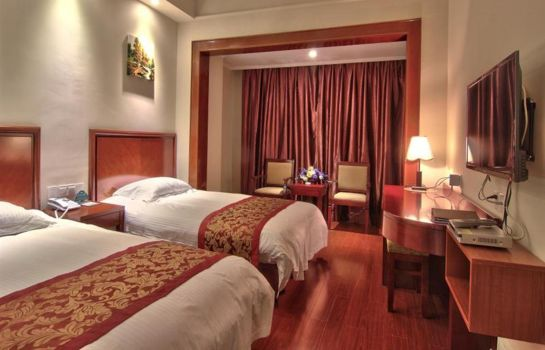 Doppelzimmer Standard Green Tree Inn Ningbo Railway Station Xingning Road Seagull Business (Domestic only)