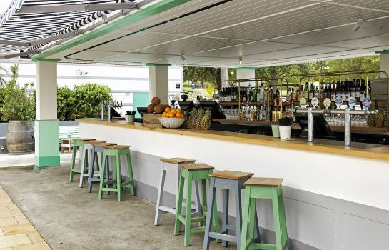 Hotel bar Watsons Bay Boutique Hotel