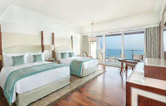 Room Waldorf Astoria Dubai Palm Jumeirah