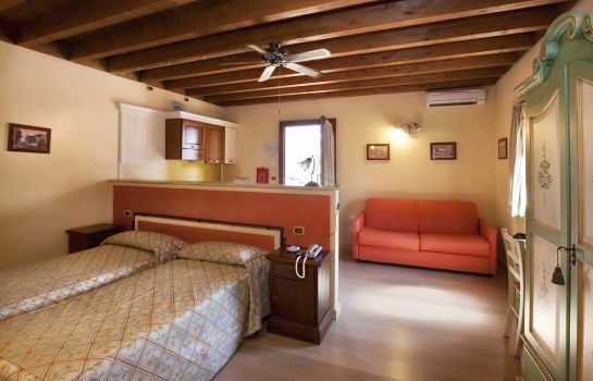 Double room (superior) Luna Residence Hotel