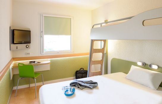 Double room (standard) ibis budget Osnabrueck City