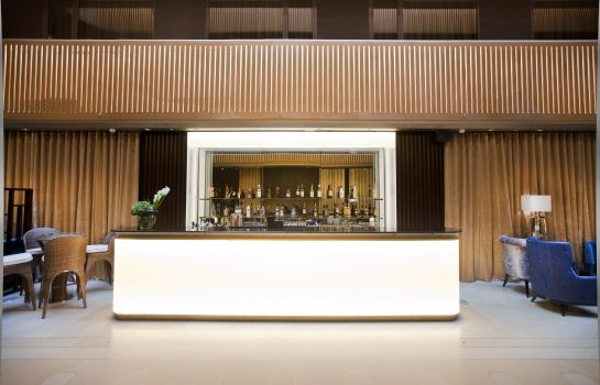 Bar del hotel Dorsett Shepherds Bush