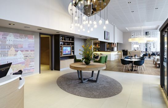 Hotelhalle Novotel London Wembley