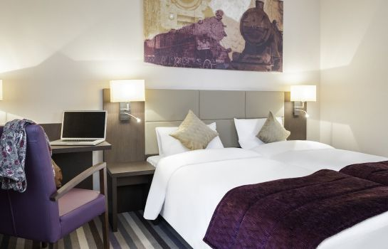 Zimmer Hotel Mercure Brussels Centre Midi
