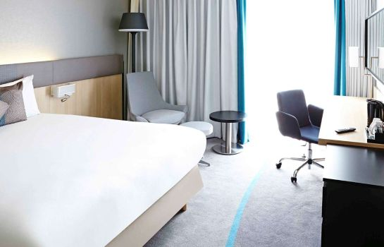 Außenansicht Novotel London Wembley