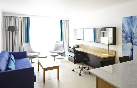Einzelzimmer Standard Novotel London Wembley