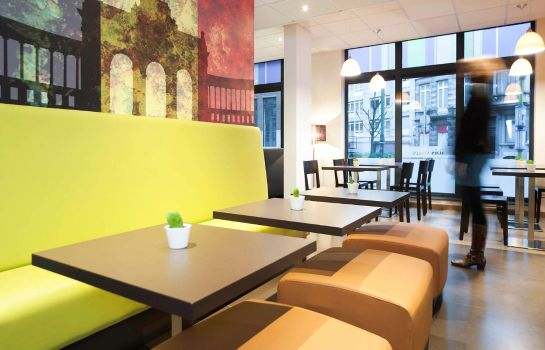 Hotel bar ibis Styles Brussels Centre Stephanie