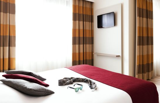 Camera standard ibis Styles Brussels Centre Stephanie