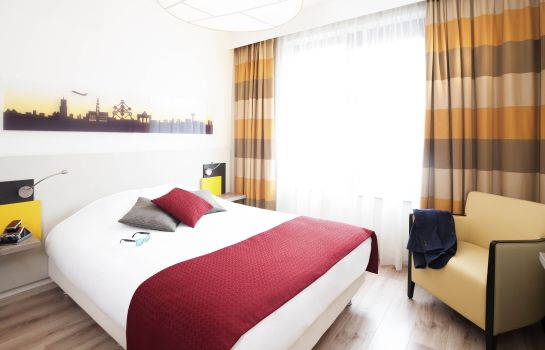 chambre standard ibis Styles Brussels Centre Stephanie