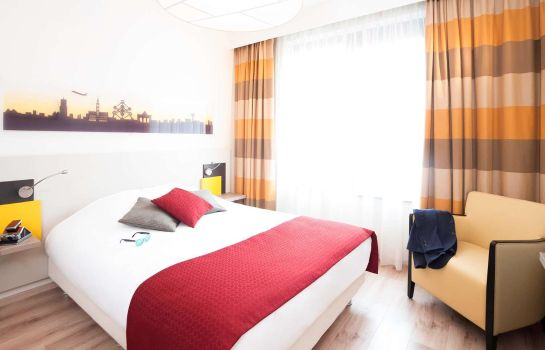 Chambre ibis Styles Brussels Centre Stephanie