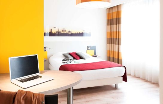 Camera ibis Styles Brussels Centre Stephanie
