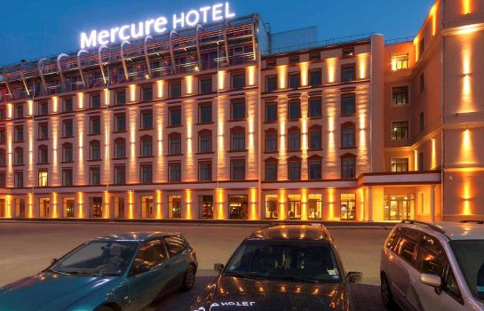 Exterior view Mercure Riga Centre