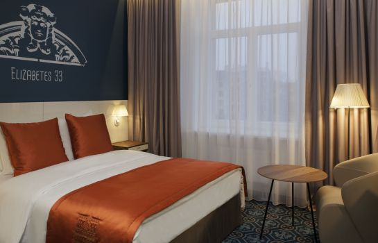 Standard room Mercure Riga Centre