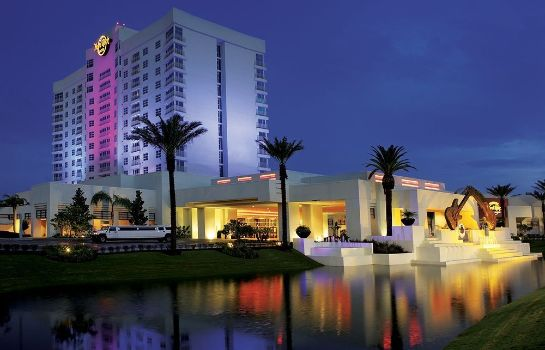 Exterior view Seminole Hard Rock Hotel & Casino Tampa