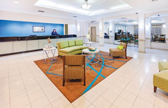 Hotelhalle La Quinta Inn and Suites Corpus Christi Airport
