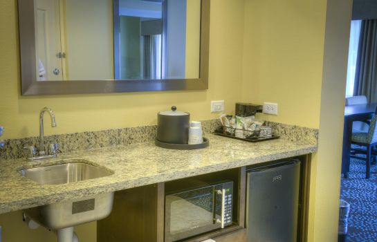 Hotel-Bar Hampton Inn - Suites Pensacola-Gulf Breeze FL