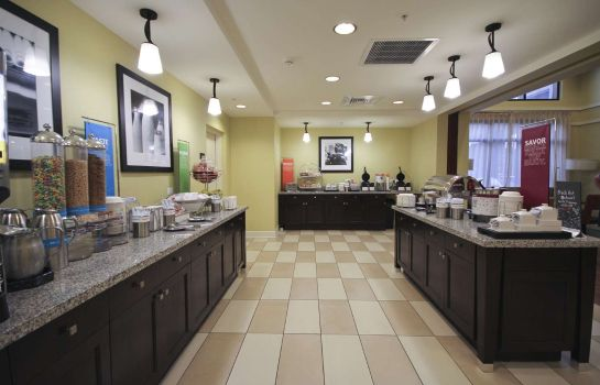 Restaurant Hampton Inn and Suites Pensacola/Gulf Breeze FL