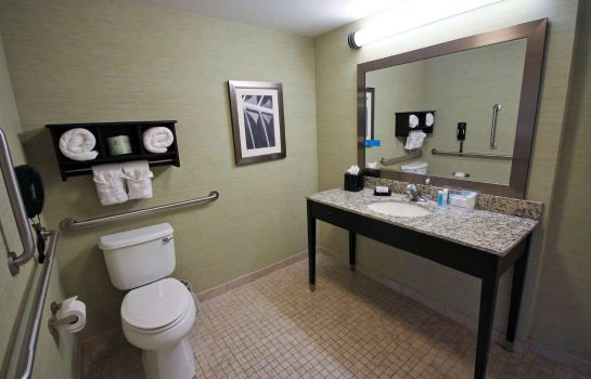 Zimmer Hampton Inn - Suites Pensacola-Gulf Breeze FL
