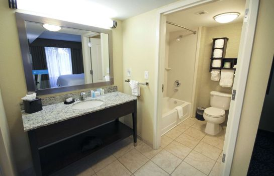 Zimmer Hampton Inn and Suites Pensacola/Gulf Breeze FL