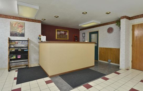 Hotelhalle Americas Best Value Inn Decatur, IN