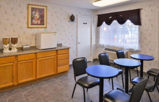 Restaurante Americas Best Value Inn-Decatur