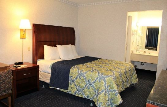 chambre standard Americas Best Value Inn