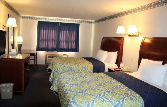chambre standard Americas Best Value Inn-Decatur
