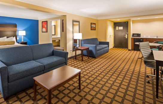 Suite BEST WESTERN REGENCY PLAZA HTL