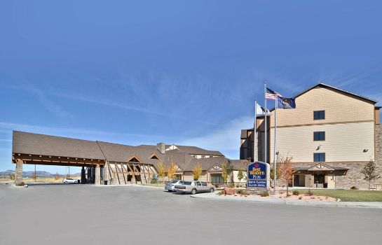 Buitenaanzicht BEST WESTERN PLUS BRYCE CANYON