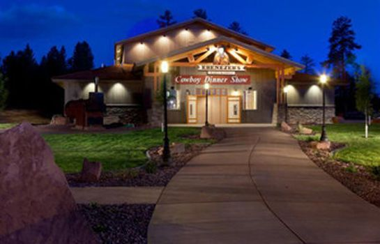 Restaurant BEST WESTERN PLUS BRYCE CANYON