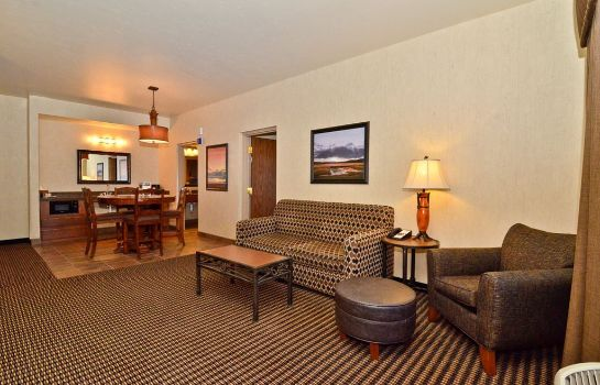Zimmer BEST WESTERN PLUS BRYCE CANYON