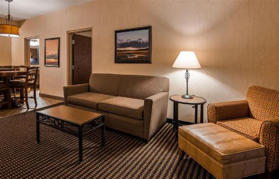 Kamers BEST WESTERN PLUS BRYCE CANYON