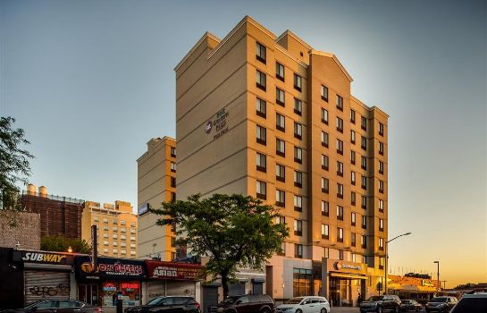 Exterior view Best Western Plus Plaza Hotel