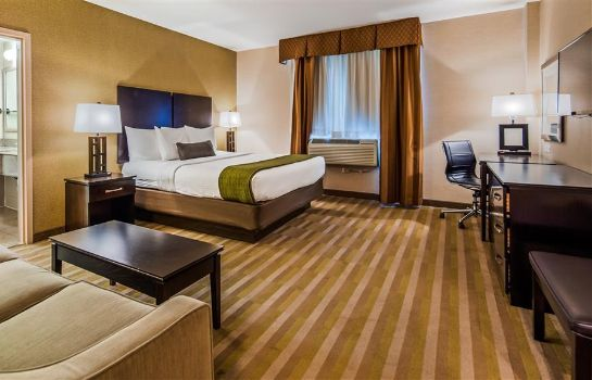 Suite Best Western Plus Plaza Hotel
