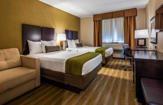 Room Best Western Plus Plaza Hotel