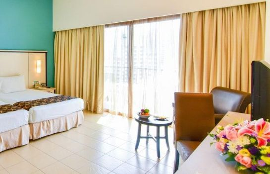 Standard room Flamingo By The Beach Penang