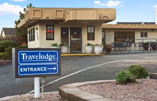 Außenansicht TRAVELODGE FLAGSTAFF